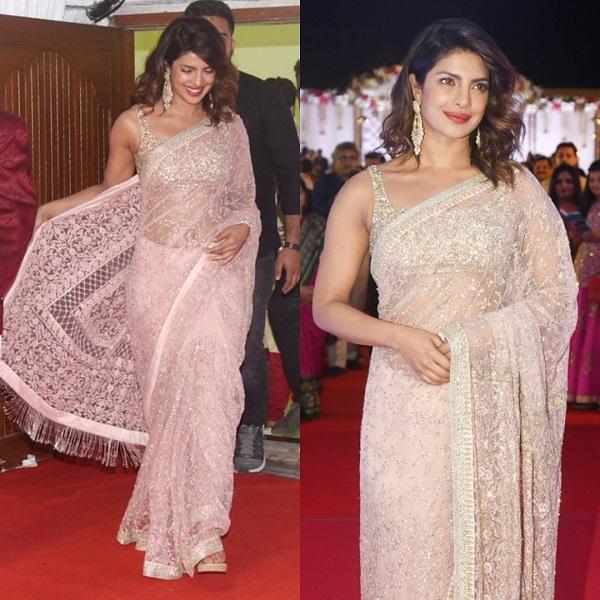 Priyanka Chopra Shows Us Her Desi Girl Swag As She Attends