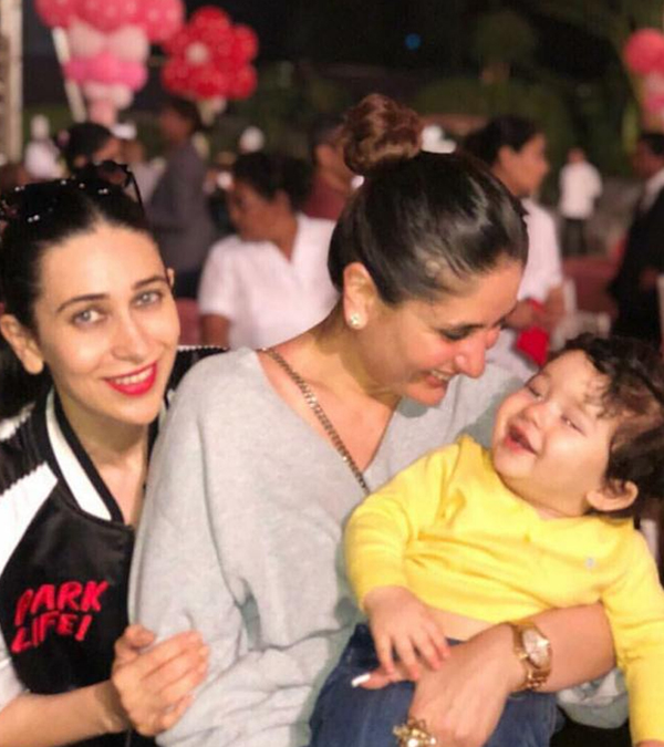 Rani Mukherjee throws star-studded birthday party for daughter Adira