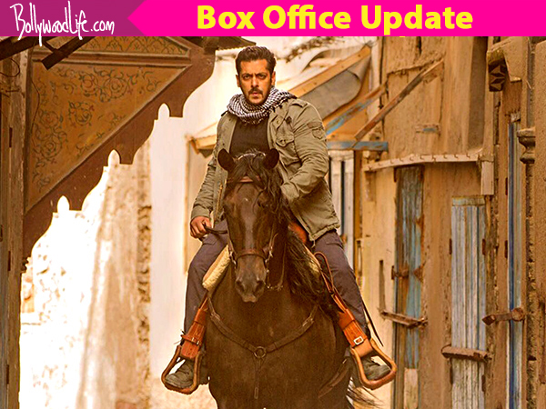 'Tiger Zinda Hai' gives tough competition to 'Baahubali 2' on Box Office