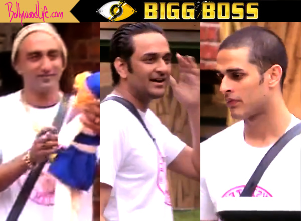 Akash Dadlani tries to patch up Shilpa Shinde and Arshi but fails