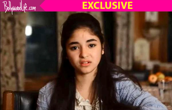 'Dangal' actor Zaira Wasim alleges molestation on Air Vistara