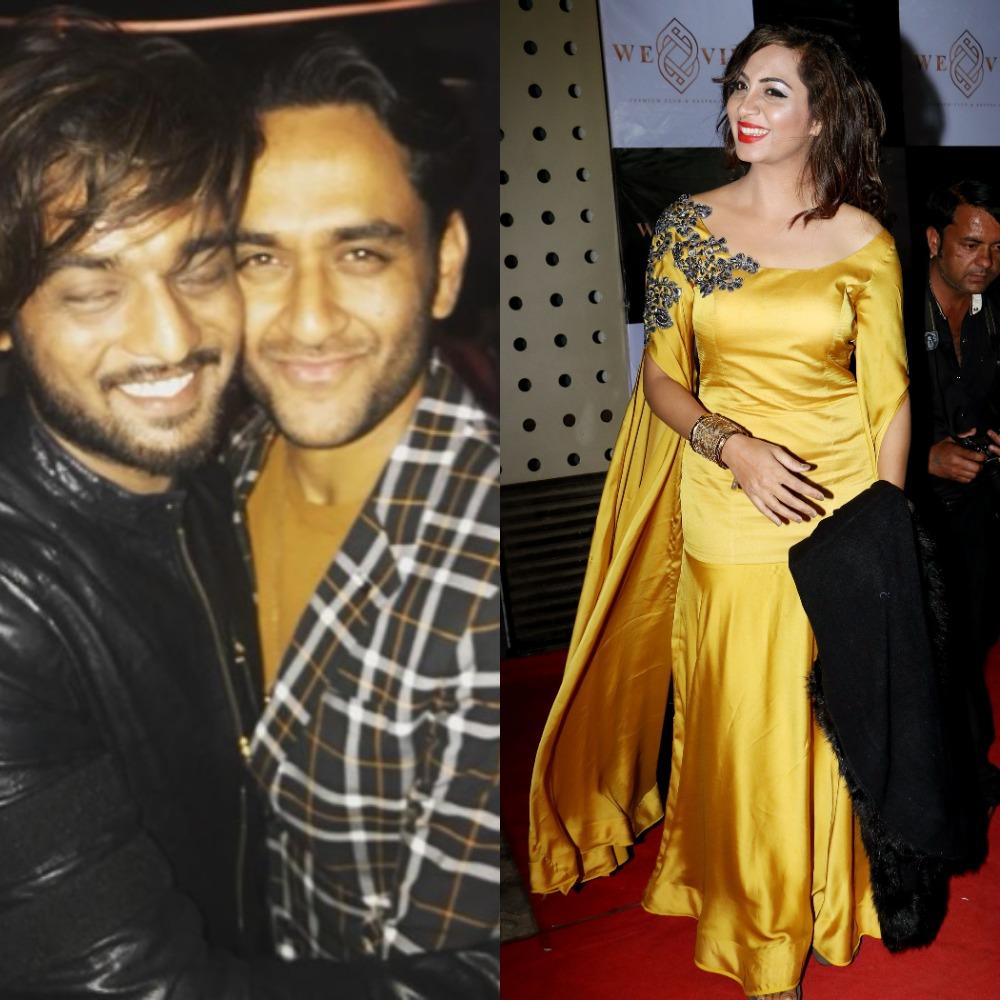 [Inside pics and videos] Arshi Khan parties with Vikas Gupta, Priyank Sharma like there is no tomorrow