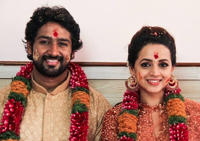 Here S All You Need To Know About Malayalam Actress Bhavana Wedding Naveen