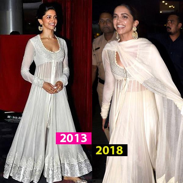Deepika Padukone Dress 2018
