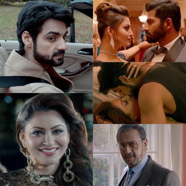 Hate Story IV trailer: Urvashi Rautela, Karan Wahi and Vivan Bhathena turn up the heat – watch video