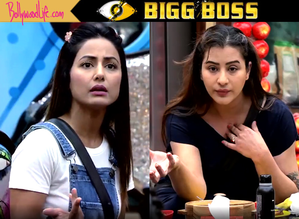 Bigg Boss 11 Hina Khan taunts Shilpa Shinde for making parathas – watch video