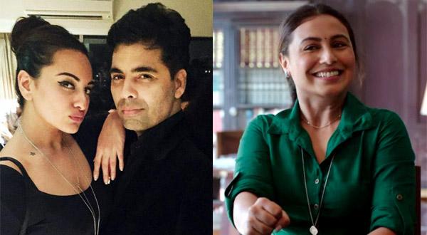 Rani Mukerji's Hichki to clash with Karan Johar and Sonakshi Sinha's Boom Boom In New York on February 23