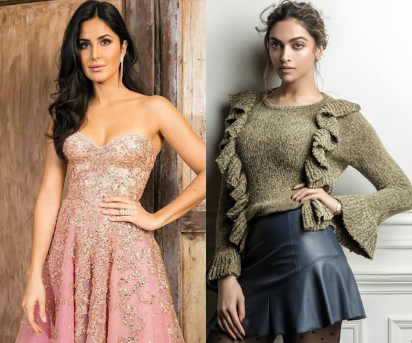 Deepika Padukone wouldn't invite Katrina Kaif to her wedding