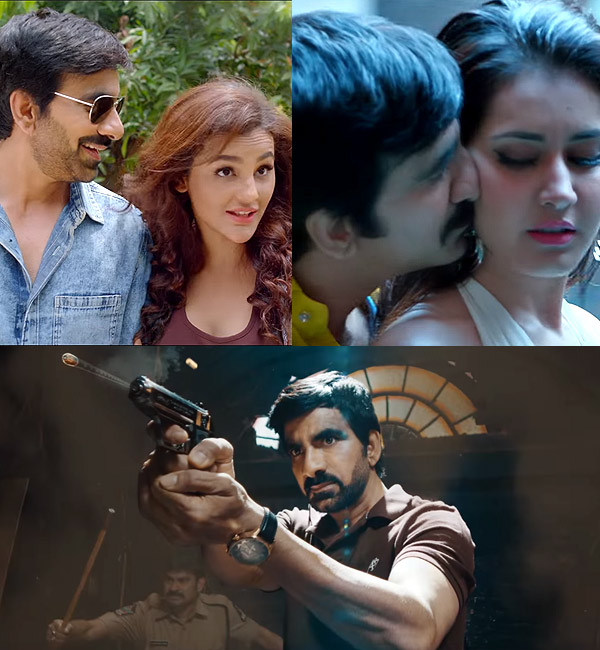 Touch Chesi Chudu Trailer: Routine but Packed