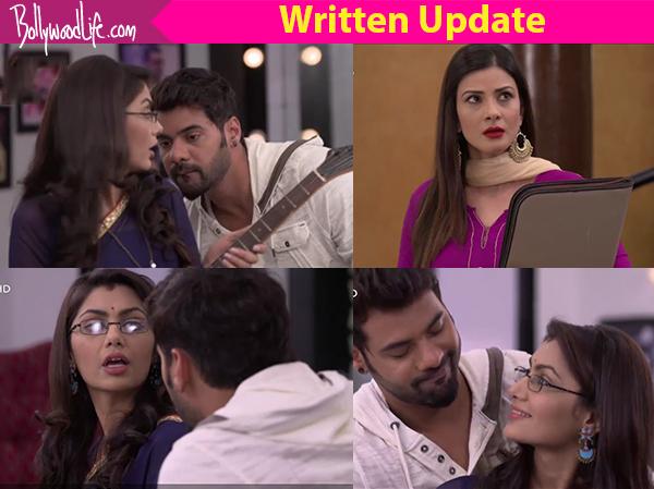 Kumkum Bhagya 8th January 2018 Written Update Of Full Episode: Abhi accuses Simonicka of being an imposter