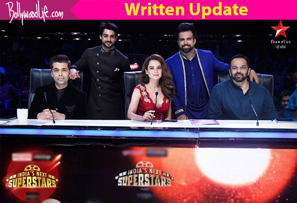 India's Next Superstars: Rohit Shetty doesn't want to mess with Kangana