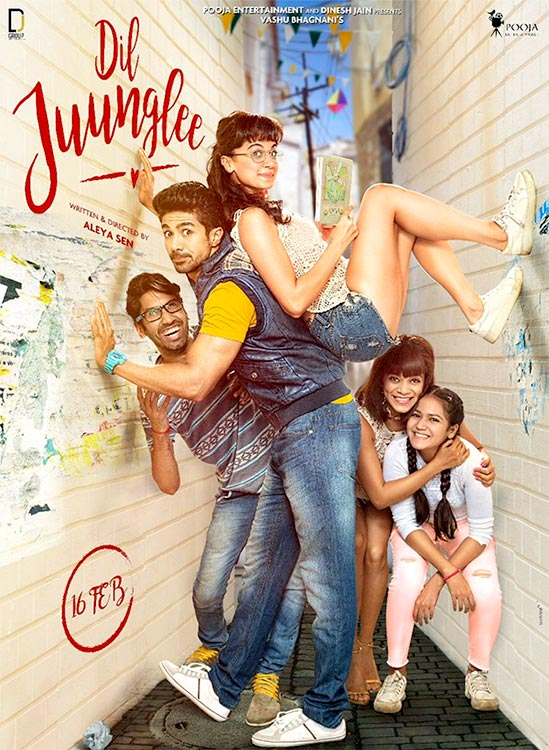 Dil Juunglee Download Full Movie
