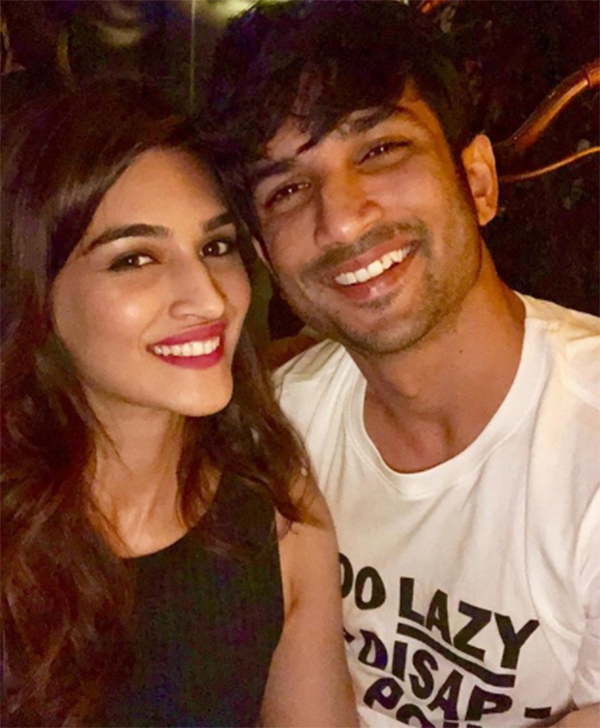 Sushant Singh Rajput S Latest Instagram Picture Is Going: Kriti Sanon Posts The Cutest Message For Birthday Boy