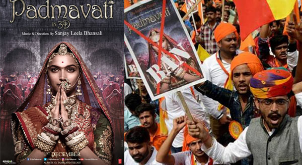 Karni Sena continues to demand ban on Padmavati despite clearance by CBFC