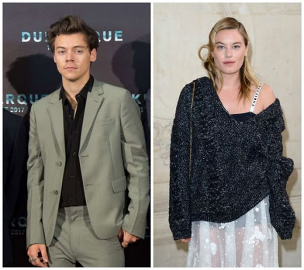 One Direction singer Harry Styles introduces girlfriend