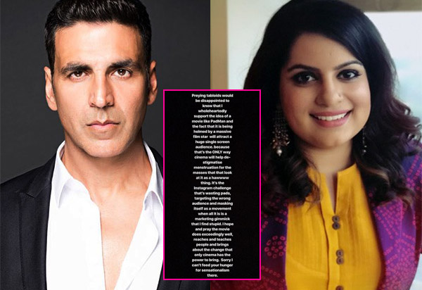 Public review of 'Pad Man': Audience finds Akshay Kumar's movie inspiring