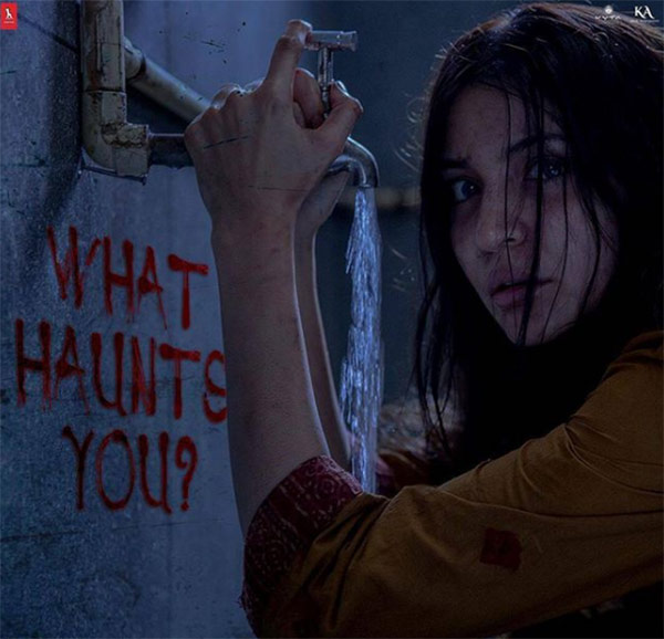 Pari new still: Anushka Sharma asks 'What Haunts You?' and the answer is obviously her nightmarish avatar