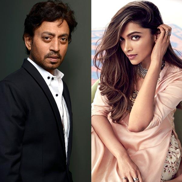 Deepika Padukone to join hands with Irrfan Khan