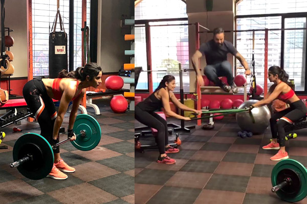 [Video] Katrina Kaif makes workout seem like so much fun, you will almost feel motivated to hit the gym