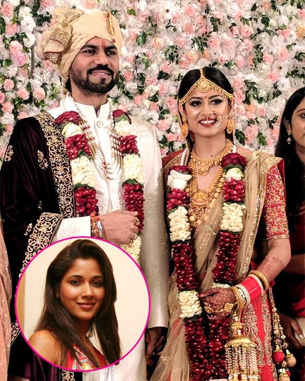 Ex 'Bigg Boss' contestant Gaurav Chopra weds Hitisha Cheranda