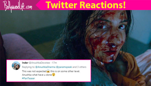 Anushka shares another spooky teaser of 'Pari'