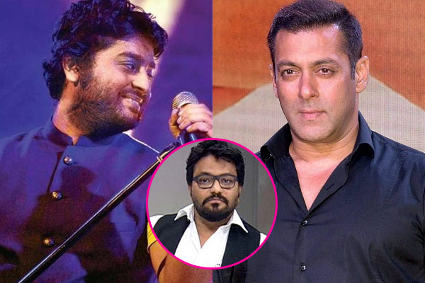 Salman Khan gets Arijit Singh's song replaced in Welcome to NY?