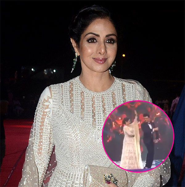 Here's where you will get to see Sridevi's LAST stage performance today – watch video