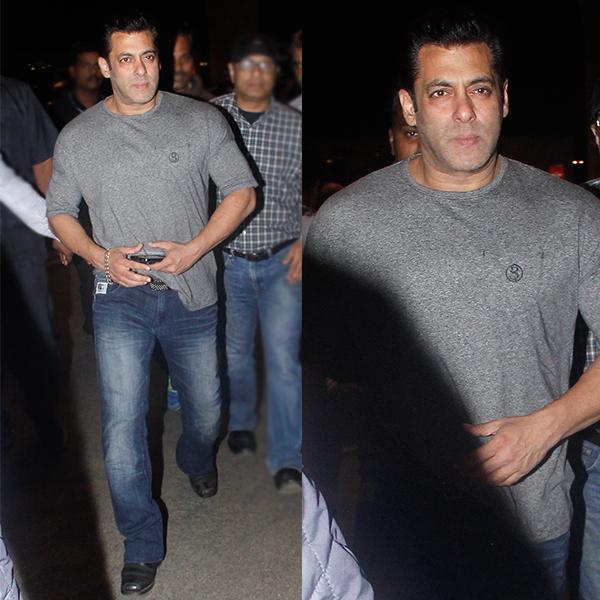 RACE 3 diaries: Salman Khan spotted leaving for Bangkok