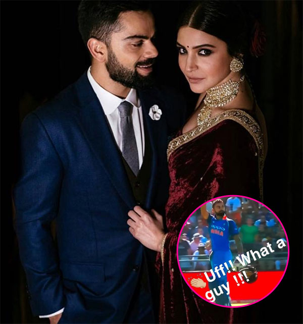 Anushka Sharma's father gifts son-in-law Virat Kohli a book on relationships