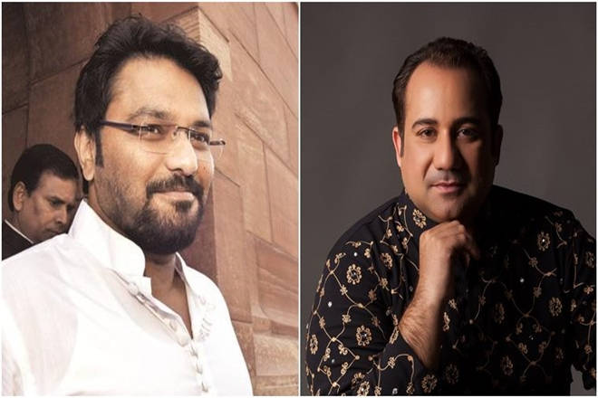 Music has no boundaries: Rahat Fateh Ali Khan on Babul Supriyo's comments