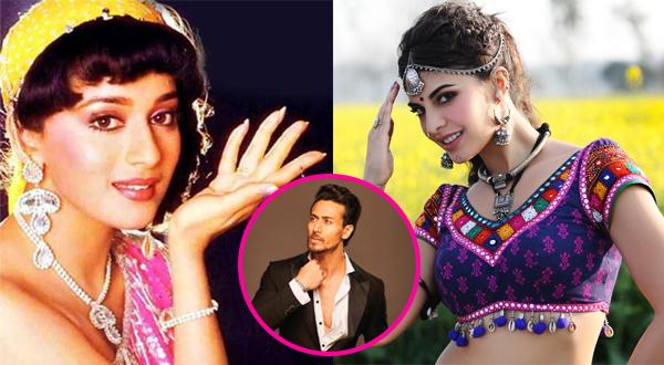 Jacqueline Fernandez to recreate Madhuri Dixit's Ek Do Teen for Baaghi 2