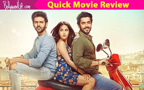 Sonu Ke Titu Ki Sweety quick movie review: Kartik Aaryan and Nushrat Bharucha's film has laughs galore in the first half