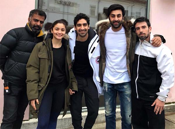 Image result for brahmastra (film) cast