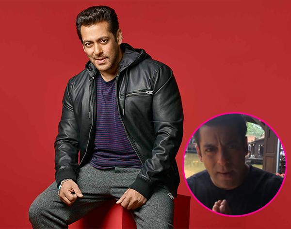 Salman Khan teases his fans with virtual tour of 'Race 3' sets