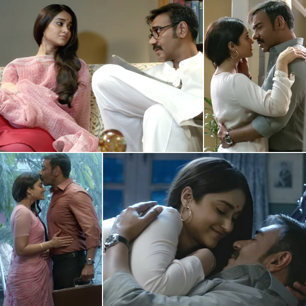 Ajay Devgn starrer 'Raid' song breaks the seriousness of the film