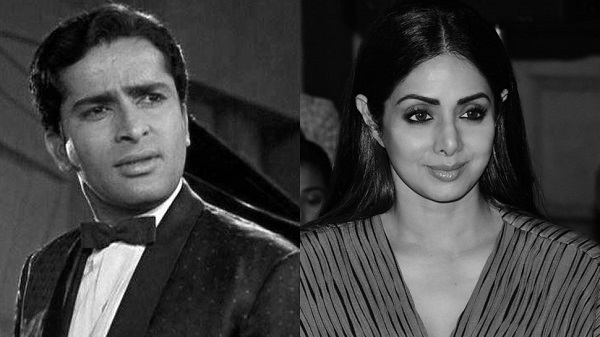 Shashi Kapoor and Sridevi to be honoured at New York Indian Film Festival 2018
