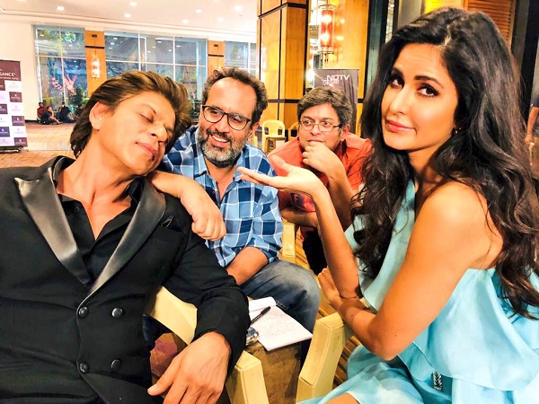 Shah Rukh Khan's latest tweet and pic with Katrina Kaif