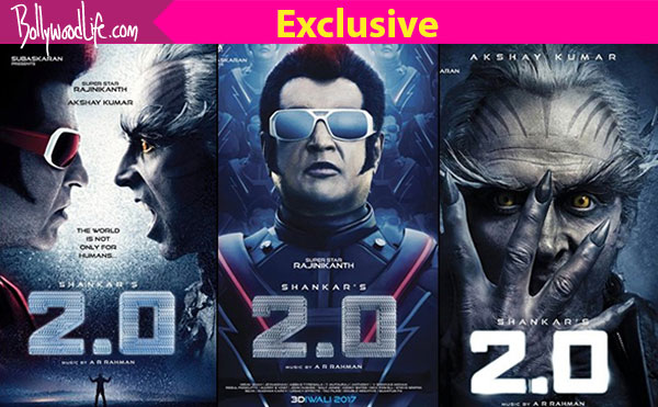 Shankar is mighty disappointed with the 2.0 teaser leak!