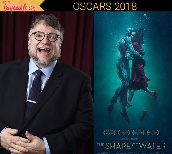 'The Shape of Water' wins best picture at 2018 Oscars