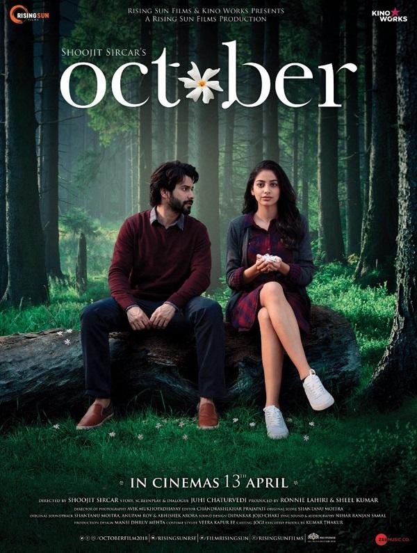 2018 - OCTOBER (2018) con VARUN DHAWAN + Jukebox + Sub. Español + Online October-1