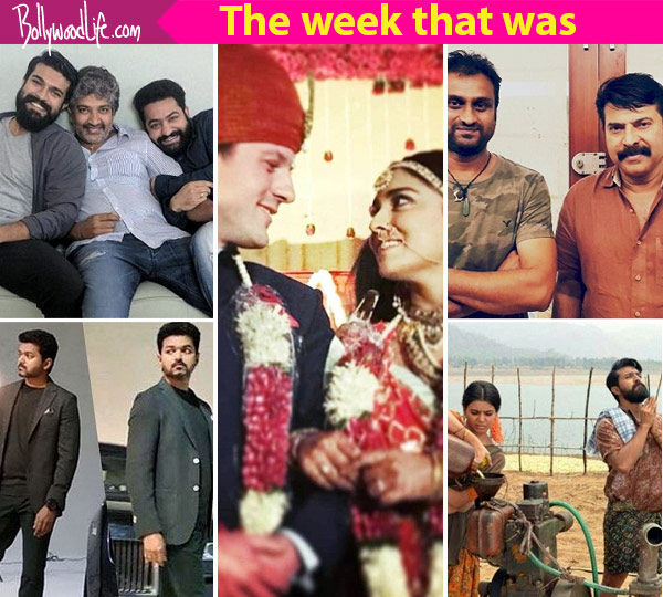 Top 5 Viral News Of The Week: Shriya Saran, Samantha Ruth Prabhu, Thalapathy Vijay
