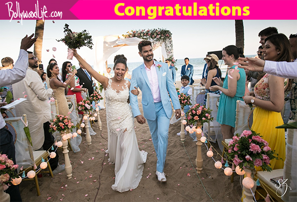 Keith Sequeira And Rochelle Rao Get Married In A Hush-Hush Ceremony!