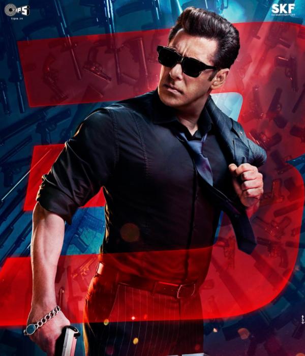 Salman Khan aka sikander race 3 first poster out, view photo