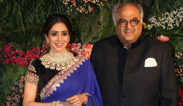 Boney Kapoor Reveals How He Proposed To Sridevi In This Throwback