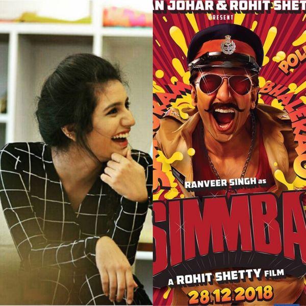 Priya Prakash To Make Her Bollywood Debut Against Ranveer Singh?