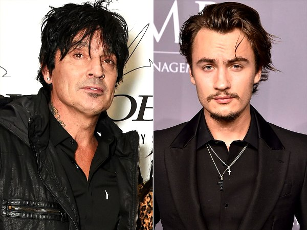 Tommy Lee knocked unconscious by son Brandon