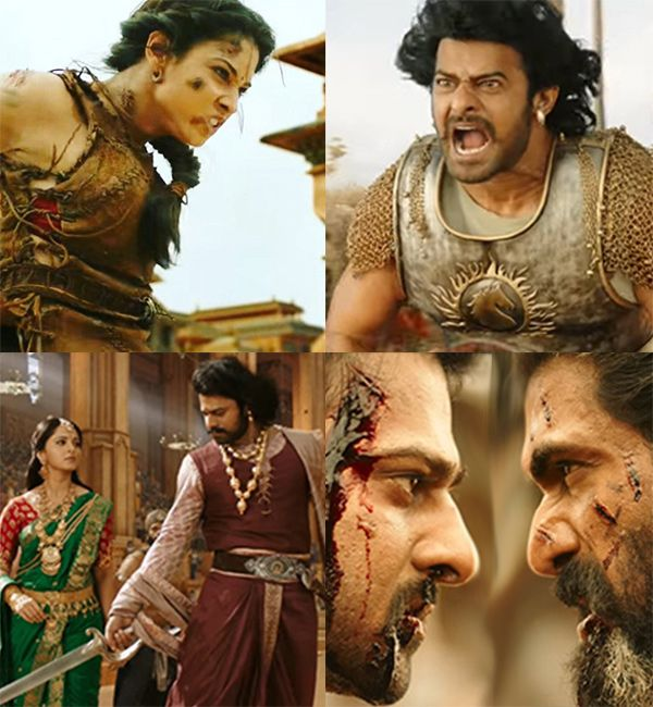 Prabhas' message on Baahubali 2 celebrating its first anniversary