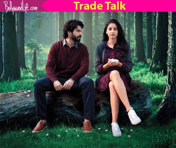 Shoojit Sircar Varun Dhawan Banita Sandhu film October First Week Box Office Report