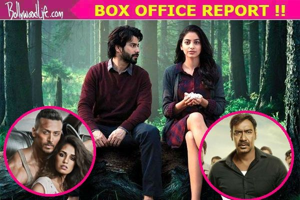 Box Office Record: Varun Dhawan and Banita Sandhu's October became 6th highest first week grosser of 2018, See full Report