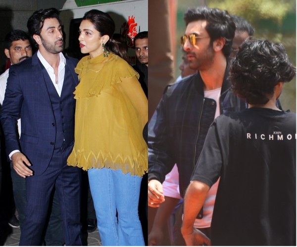 What's happening? Ranbir Kapoor skips a ramp walk with ...